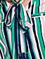 ц полосатой лентой рубашка блузка