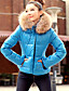 De Kakani vrouwen europese mode met lange mouwen katoenen jas
