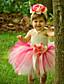 Mädchen Kleid Ausgehen Einfarbig Polyester Sommer Frühling Herbst