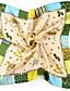 Damer Casual Silke Halstørklæde-Paisley Firkantet