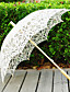 Black/White/Beige Lace Umbrella Wedding Parasol Costume Accessory Bridal Photograph