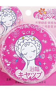 Cartoon Style Shower Cap (Assorted Color)