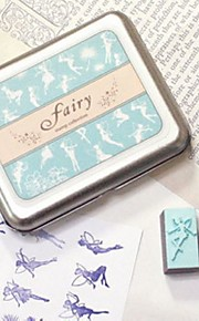 fate diy craft set stamp - inchiostro blu