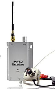 transmisor cámara inalámbrica + receptor conjunto