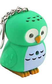 Chaveiros com Lanterna LED 1 Modo Lumens Outros LR44 Outros , Verde Plástico