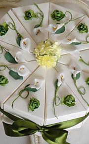 Spring Breeze Cake Favor Box (Set of 10)