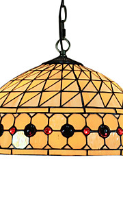 OSTERMUNDIGEN - Lüster Tiffany mit 2 Glühbirnen