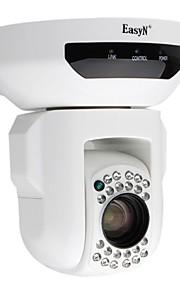 H.264 PTZ draadloze IP-camera met 10x zoom met SONY CCD