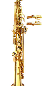Hanbang - (HB-8050) Soprano Saxophone with Soft Case (Up To High F#)