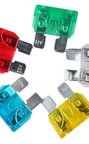 10a/15a/20a/25a/30a fusibili a lama fissato per Veicolo, 50 pezzi confezione