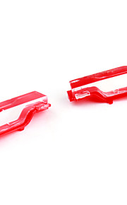 Replacement Left Right Buttons for PSP (Red)