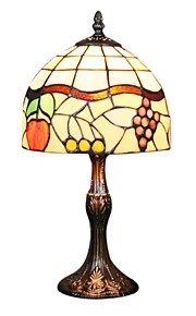 Lampe de table - Tiffany - Métal