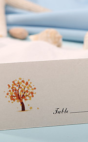 Card paper Place Cards - 12 Piece/Set