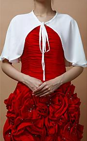 elegant chiffon speciale gelegenheid / bruiloft wrap / sjaal (meer kleuren) bolero schouderophalen