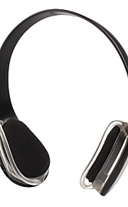 Hoge kwaliteit mp3 Card Reader Draadloze Hoofdtelefoon Met FM