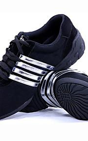 кирзы с шнуровке танца танцевальной обуви кроссовки (больше цветов)