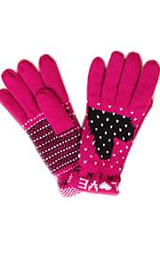 Polslengte Vingertoppen Kasjmier Feest/uitgaanshandschoenen/Winterhandschoenen Handschoen