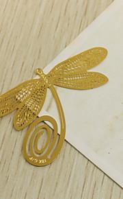 Marque-page & ouvre-enveloppe(Or)Thème de jardin-Non personnalisée Alliage de zinc