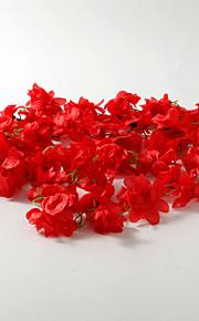 2m (6.5ft)Red Azalea Vine Decoration
