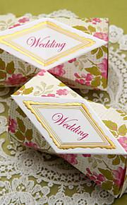 Spring Flower Boxes Favor Thème (Set of 12)