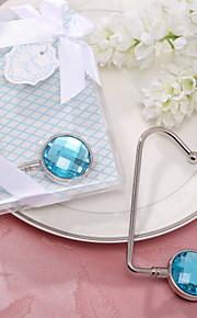 Accroche sac(Bleu)Thème classique-Non personnalisée Acrylique / Alliage de zinc