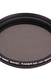 FOTGA Variabele Neutral Density ND2-ND400 fader filter (zwart, 46mm)