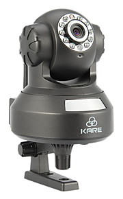 H.264 720p Fast Plug and Play trådløst IP-kamera (Pan / titel)