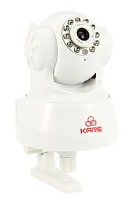 MJPG 300K Fast Plug and Play trådløst IP-kamera (Pan / titel)
