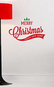 Holiday Hyvää joulua Wall Tarrat