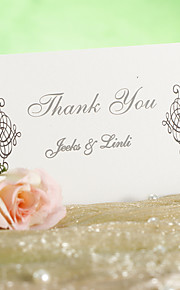Classic Thank You Card (Set of 12)