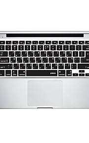 XSKN Silicon teclado do laptop tampa da pele para MacBook Pro MacBook Air Língua Hebraica layout