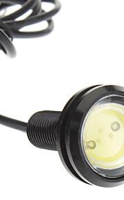 R25 3W 6000K Cool White Light LED lamp voor in de auto (DC 12V, 1 stuks)