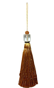 Modern Diamond Coffee Tassel (One Piece)