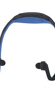 아이폰 6에 대한 귀 스포츠의 MP3 WMA 음악 플레이어 TF / 마이크로 SD 카드 슬롯 헤드셋 헤드폰