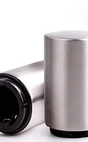 Automatique presse en acier inoxydable ouvre-bouteille