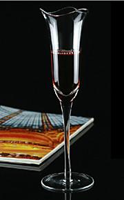 Streamline Style Toasting Flutes