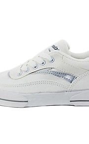WARRIOR unisexe classique Casual Chaussures Blanc toile