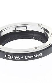 FOTGA LM-M4 / 3 Digital Camera Lens Adapter tubo / prolunga