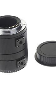 Tube הארכת מאקרו FOTGA הדיוק גבוה DGII למצלמות Canon (EF 20II + Ef 13 השני + Ef 36 השני)