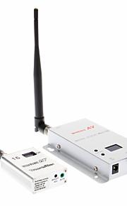 1.2G500MW transmisor de video inalámbrico