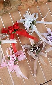 Organza / Raso Decorazioni di nozze-50Pezzo/Set Primavera Non personalizzato