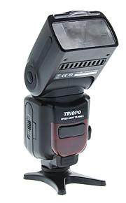 Triopo TR-586EX Draadloze TTL flitser Speedlite voor Canon