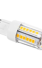 G9 3w 460lm 42x2835smd chaude lumière blanche / froid led ampoule de maïs (220v)