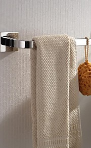 King SUS 304 Fashion Series Single Towel Bar Toilet Roll Holders 51309