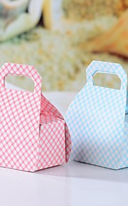 12 Piece/Set Favor Holder - Creative Card Paper Favor Boxes Lovely Handbag