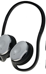 KP11 Wireless Sport MP3 Music Player Headphone Support TF Card FM-radio (assorteret farve)