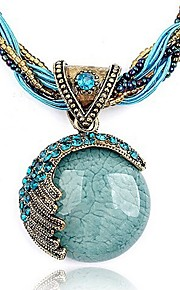 Damenmode Euramerican böhmischen Halskette