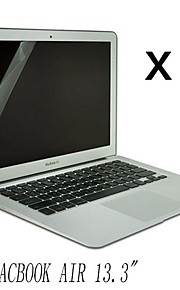 [5-Pack] High Quality Invisible Shield Smudge Proof skjermbeskytter for MacBook Air 13.3-tommers