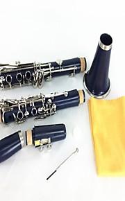 Clarinet inStrument Clarinet Clarinet B The Clarinet Blue (Gem)