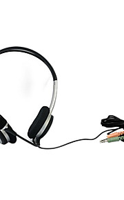 JiaHe CD-605MV Over-Ear hodetelefon med mikrofon